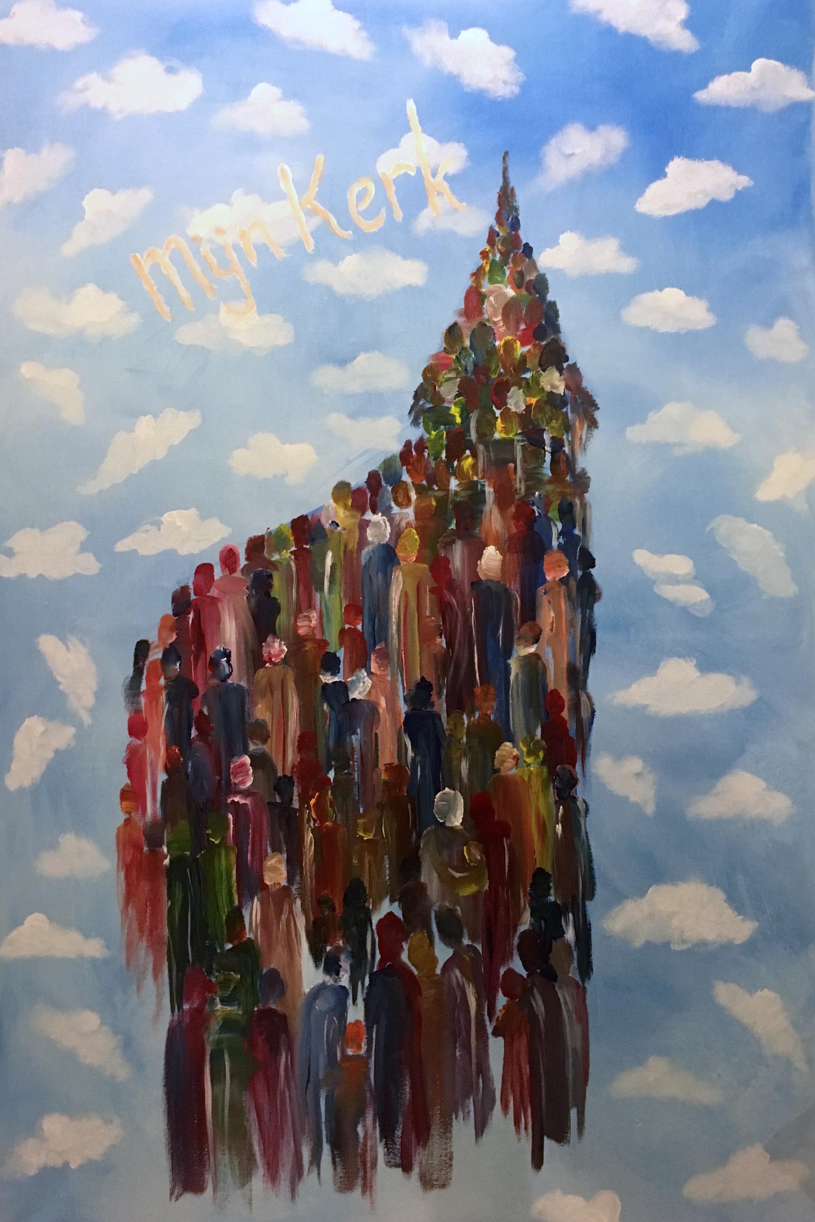 mijn-kerk-schilderij